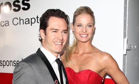 Mark-Paul Gosselaar and Wife