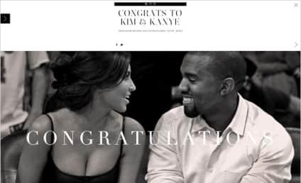 Beyonce Congratulates Kim Kardashian and Kanye West on Daughter