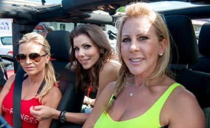 Tamra Barney and Vicki Gunvalson: We Ran Gretchen Rossi and Alexis Bellino Outta the OC!