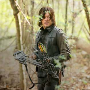 Daryl in the Woods
