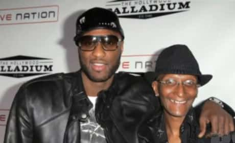 Lamar Odom Blames Father for Drug Woes