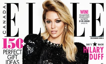 "Hilary Duff Speaks on Mike Comrie Split, ""Gross"" Media Attention"