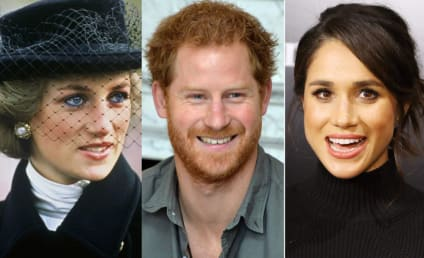 Princess Di: Trashing Meghan Markle, Warning Harry From Beyond the Grave, Medium Claims!