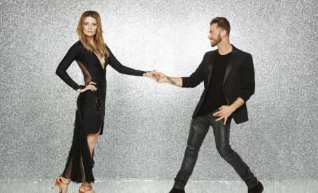 Mischa Barton for Dancing with the Stars