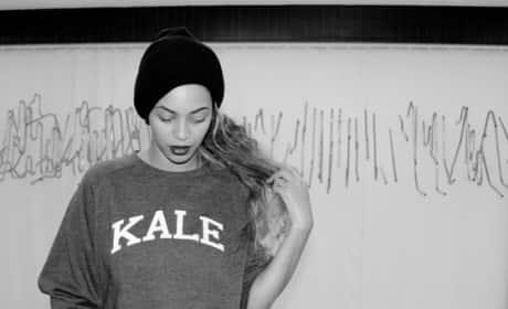 Beyonce Loves Kale