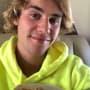 Justin Bieber Likes Noodles