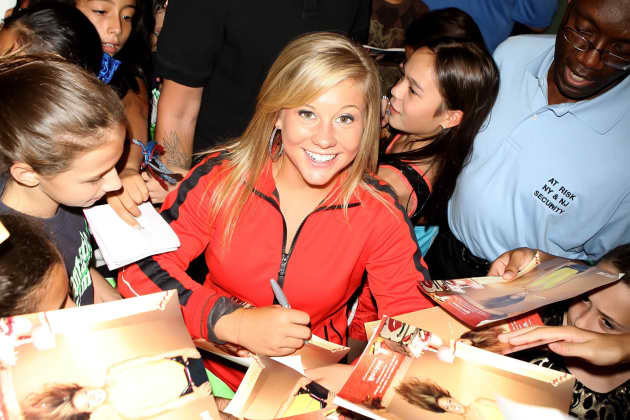 Shawn Johnson Photo