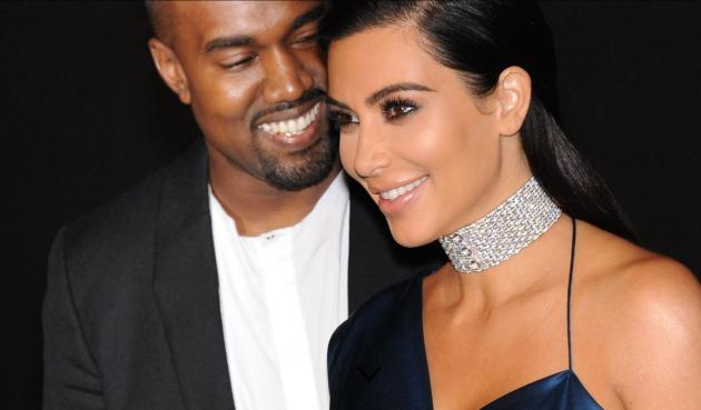 Very Happy Kimye
