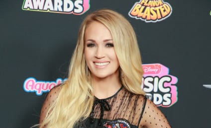 Carrie Underwood: Here, Take a Good Look at My Scar!