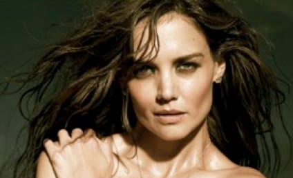 Katie Holmes: Topless For H. Stern!