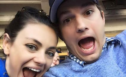 Mila Kunis and Ashton Kutcher: Baby Name Revealed!