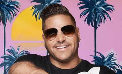 Ronnie Magro and Jen Harley: Actually Back Together?!?