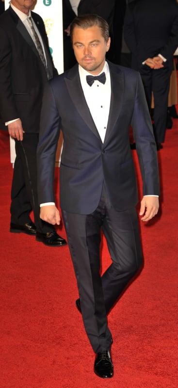 Best Actor: Leonardo DiCaprio
