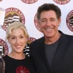 Elizabeth Kennedy and Barry Williams