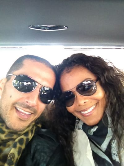 Wissam Al Mana, Janet Jackson