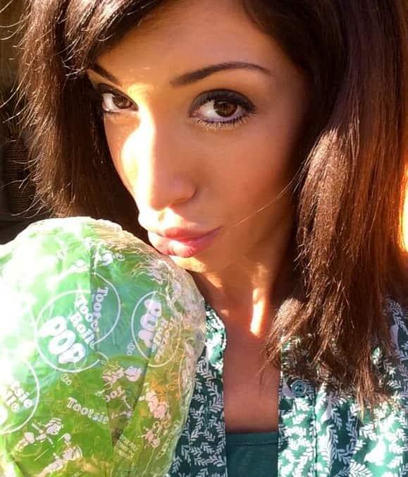 Farrah Abraham Lips Photo