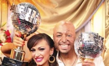 J.R. Martinez and Karina Smirnoff Win Dancing with the Stars