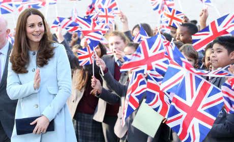 Kate Middleton, Fan Favorite