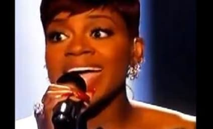 "Fantasia Performs ""Lose to Win"" on American Idol Results Show"