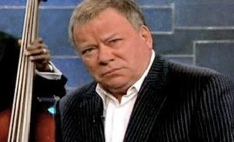 William Shatner Does Levi Johnston