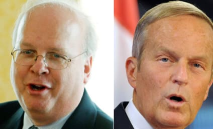 Karl Rove Jokingly Suggests Someone Should Murder Todd Akin; Senate Candidate Not Pleased