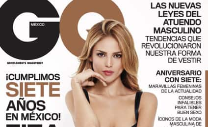 Eiza Gonzalez Covers GQ Mexico: Muy Caliente!