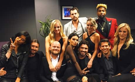 Jenner Family Photo