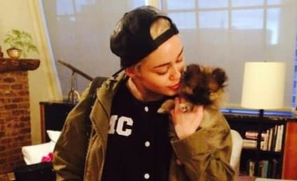 Miley Cyrus Gives Away New Dog: It's Too Soon...