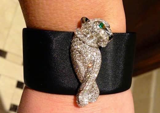 panther bracelet