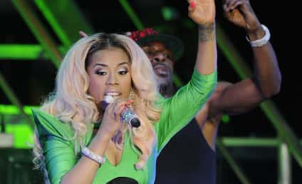Daniel Gibson, Husband of Keyshia Cole, Arrested for Assault and Battery