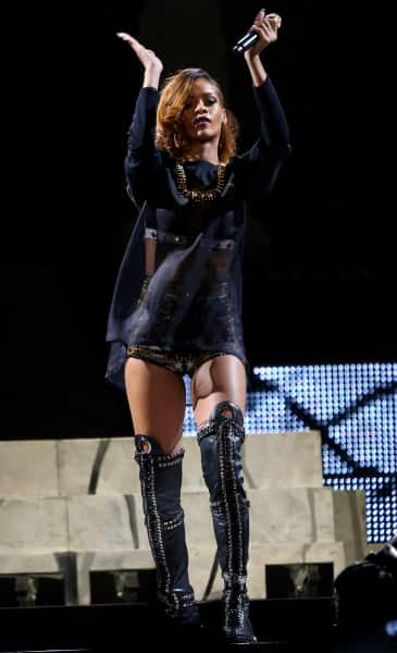 Rihanna in Concert Photo