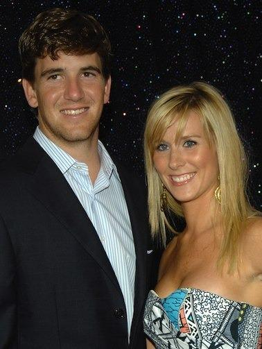 Eli and Abby Manning