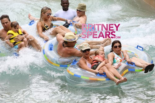 Britney, Sean, Jayden and Jason