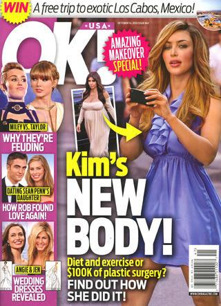 Kim Kardashian and her New Body