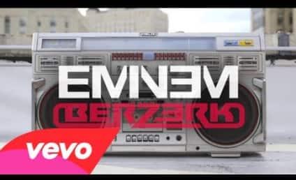 """Eminem """"Berzerk"""" Single Released: First Listen!"""