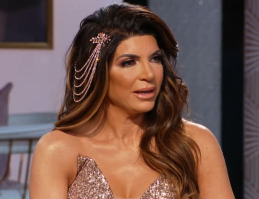 Teresa Giudice Gets Grilled at the Reunion Part 2