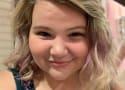 妮可Nafziger:90天未婚夫明矾标榜大规模减肥的胸罩!
