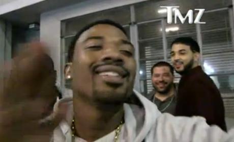 Ray J Makes Fun of Kanye