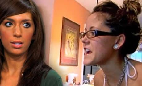 Jenelle and Farrah