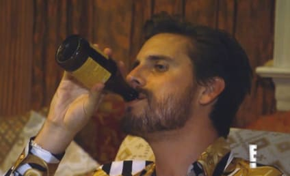 Scott Disick: Drinking Himself to Death Over Kourtney Kardashian?