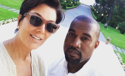 Kris Jenner Hates Kanye West, Loves His Meltdown, Source Claims