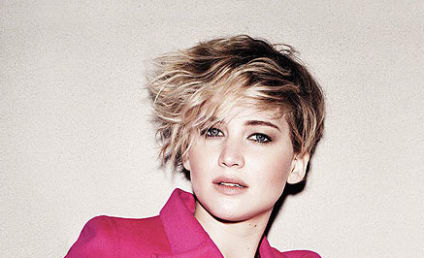 Jennifer Lawrence in Marie Claire: I'm So Annoying!