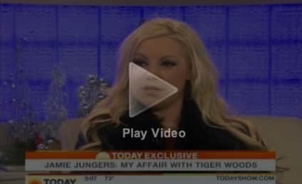 Jamie Jungers Trashes Tiger Woods on Today Show