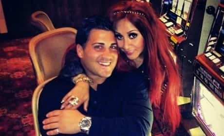 Snooki, Jionni LaValle Picture