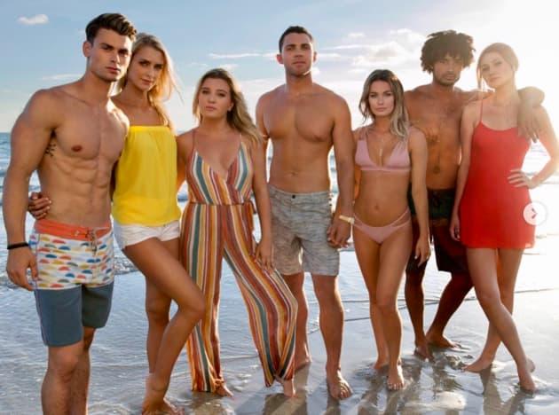 Siesta Key Season 1 Cast