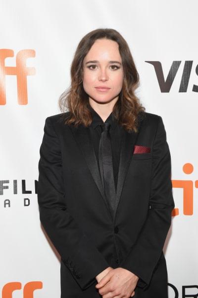 Ellen Page, Red Carpet