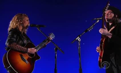 Tori Kelly Mesmerizes at Grammy Awards, Shades Taylor Swift