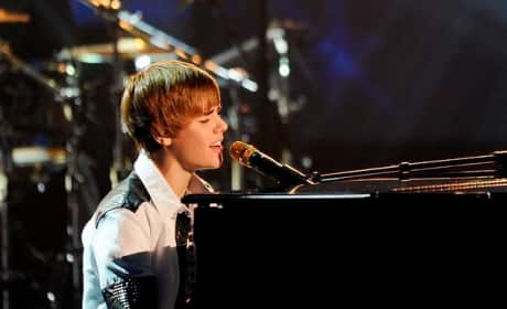 Cutie on the Piano