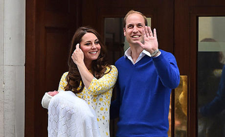 Greeting Royal Well-Wishers