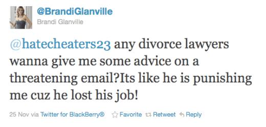 Glanville Tweetage